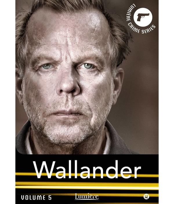 Lumière Crime Series WALLANDER - volume 5 | DVD