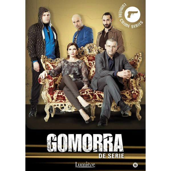 GOMORRA SEIZOEN 1 | DVD