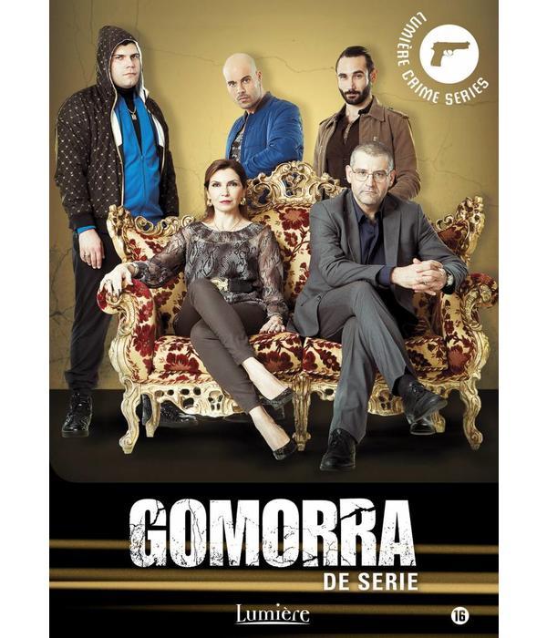 Lumière Crime Series GOMORRA: DE SERIE - seizoen 1
