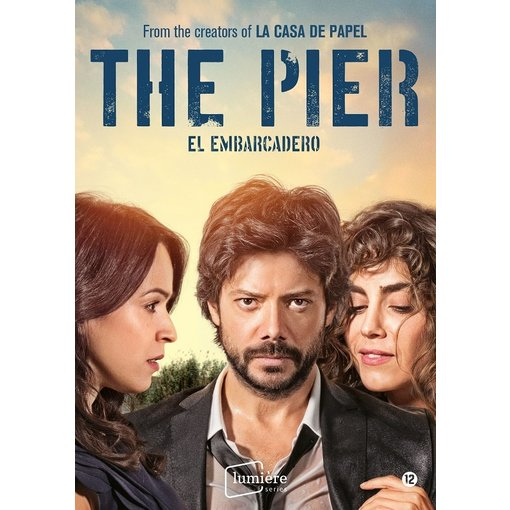 Lumière Crime Series THE PIER SEIZOEN 1 | DVD