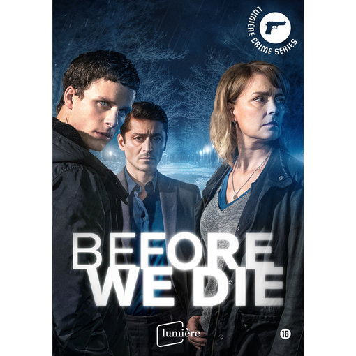 Lumière Crime Series BEFORE WE DIE SEIZOEN 1 | DVD