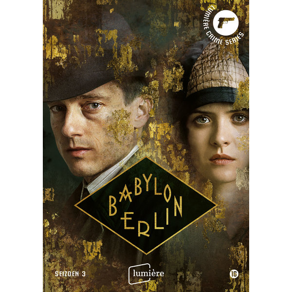 BABYLON BERLIN SEIZOEN 3  | DVD