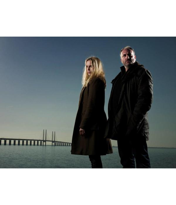 Lumière Crime Series THE BRIDGE SEIZOEN 1   DVD
