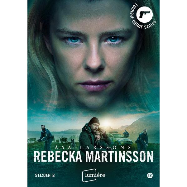 REBECKA MARTINSSON Seizoen 2  | DVD