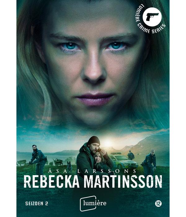 Lumière Crime Series Rebecka Martinsson Seizoen 2 | DVD