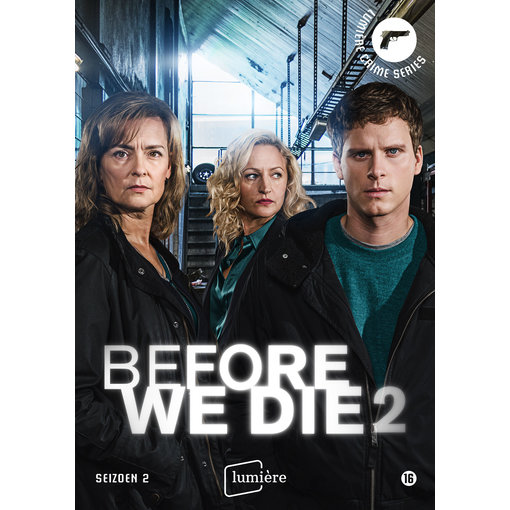 Lumière Crime Series BEFORE WE DIE Seizoen 2 | DVD