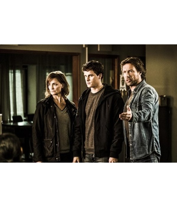 Lumière Crime Series BEFORE WE DIE Seizoen 2 | DVD