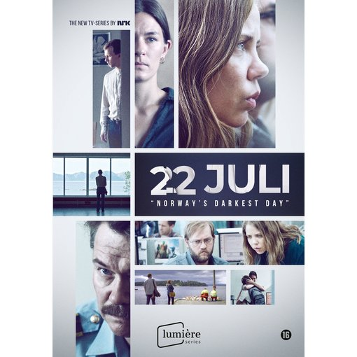 Lumière Series 22 JULI: NORWAY'S DARKEST DAY | DVD