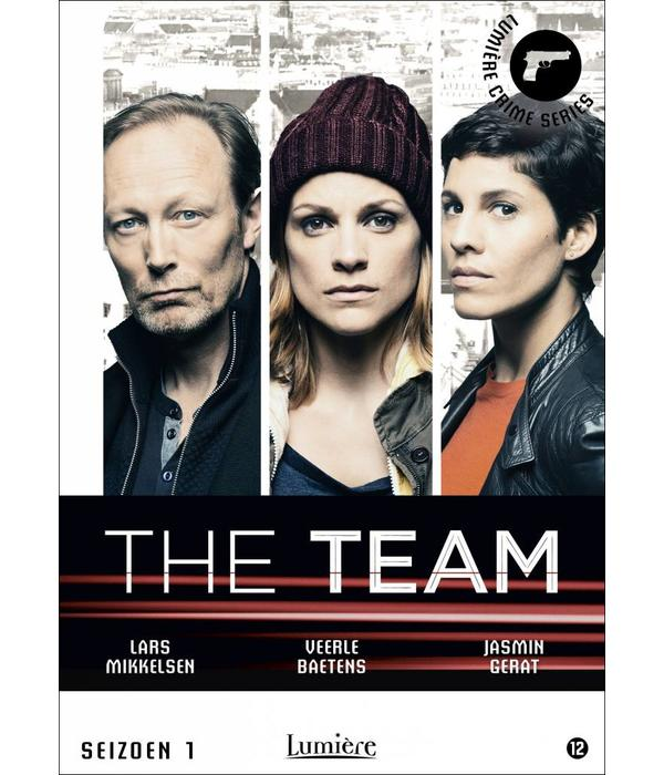Lumière Crime Series THE TEAM SEIZOEN 1 | DVD