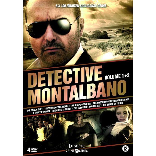 MONTALBANO - volume 1 en 2 | DVD