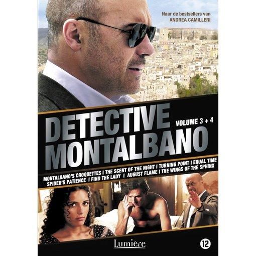 Lumière Series MONTALBANO - volume 3 en 4 | DVD