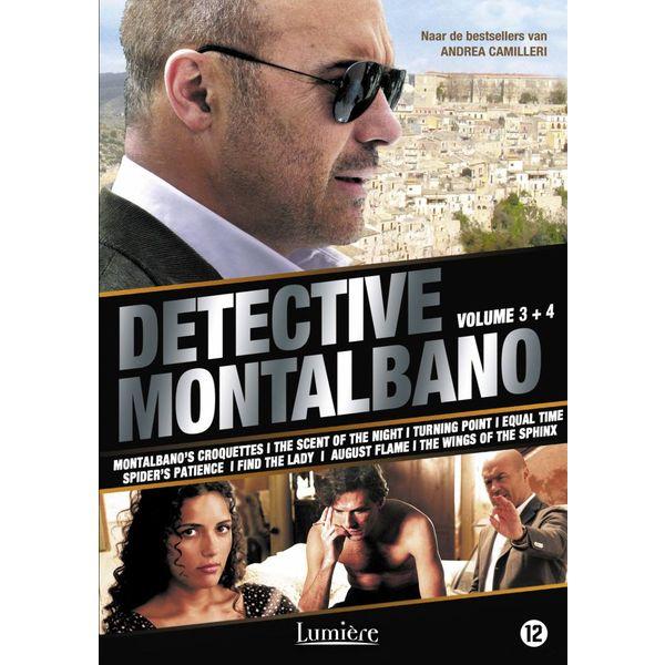 MONTALBANO VOLUME 3+4 | DVD