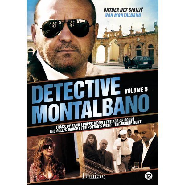 MONTALBANO - volume 5 | DVD