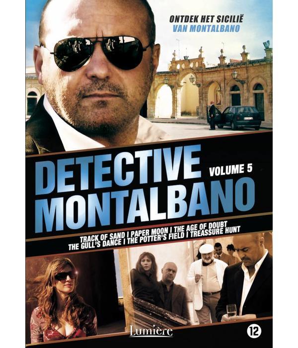 Lumière Series MONTALBANO - volume 5 | DVD