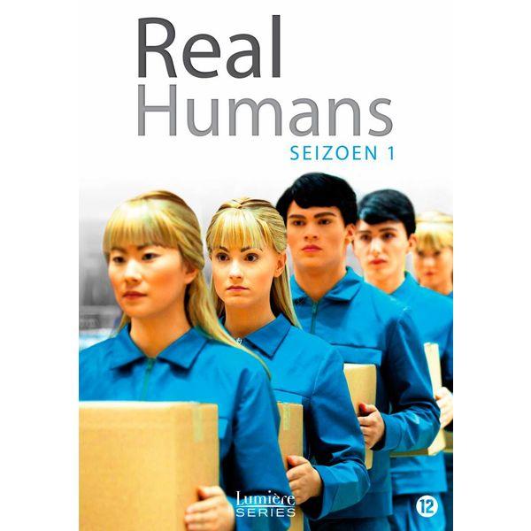 REAL HUMANS SEIZOEN 1 | DVD