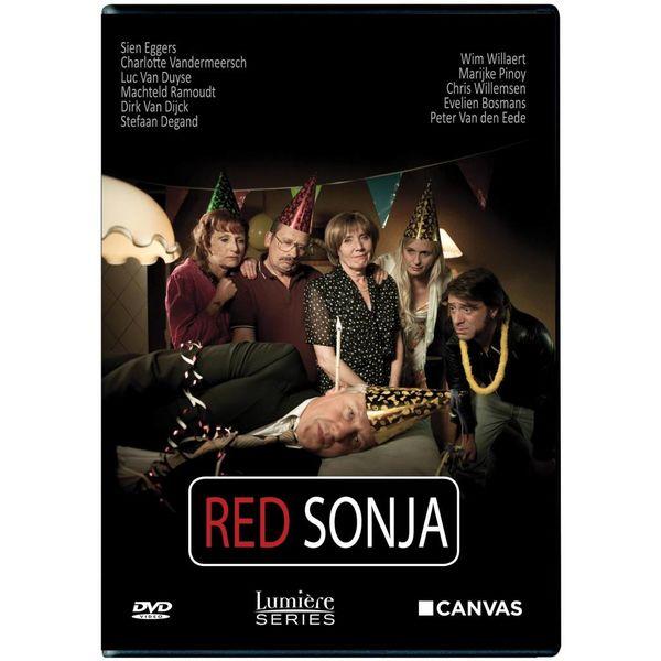 RED SONJA   DVD