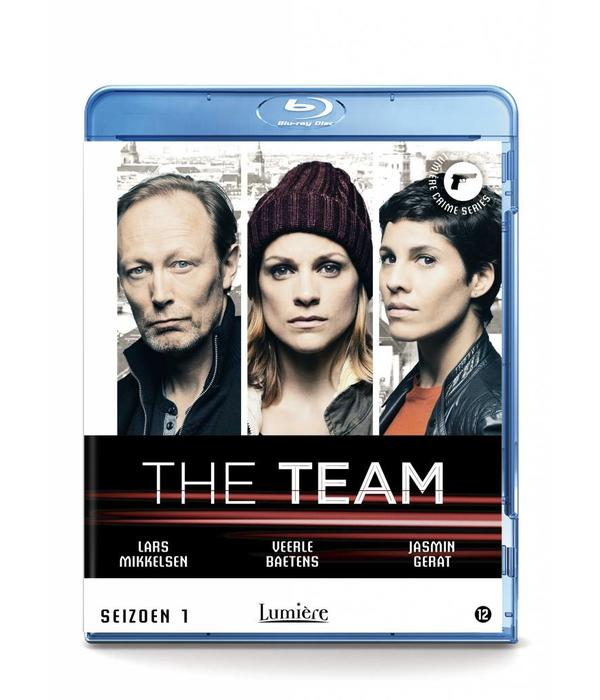 Lumière Crime Series THE TEAM (Blu-ray)