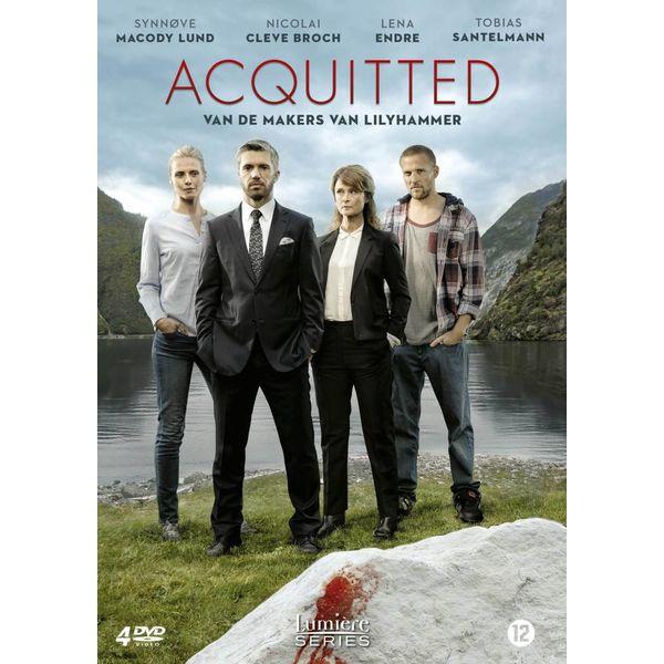 ACQUITTED SEIZOEN 1 | DVD
