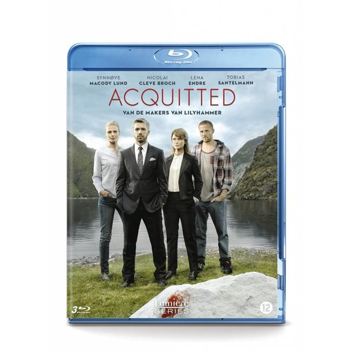 Lumière Series ACQUITTED - seizoen 1 (Blu-ray)