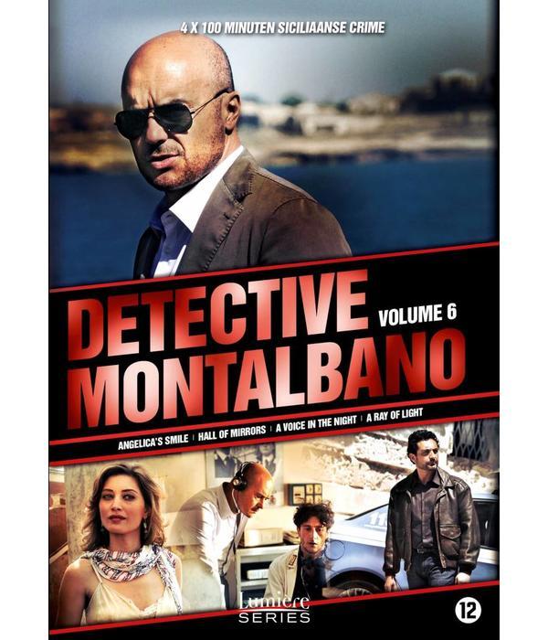 Lumière Series MONTALBANO VOLUME 6 | DVD