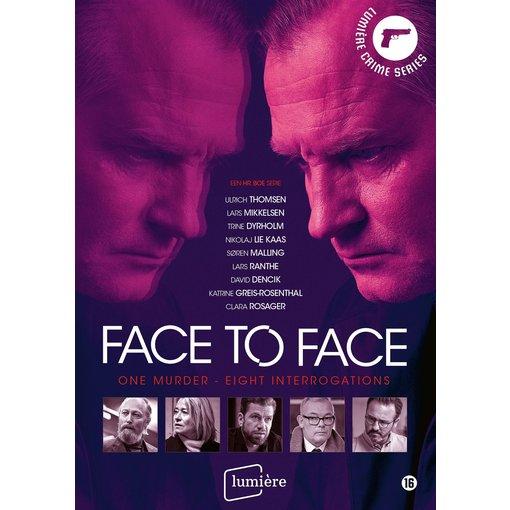 Lumière Crime Series FACE TO FACE   DVD