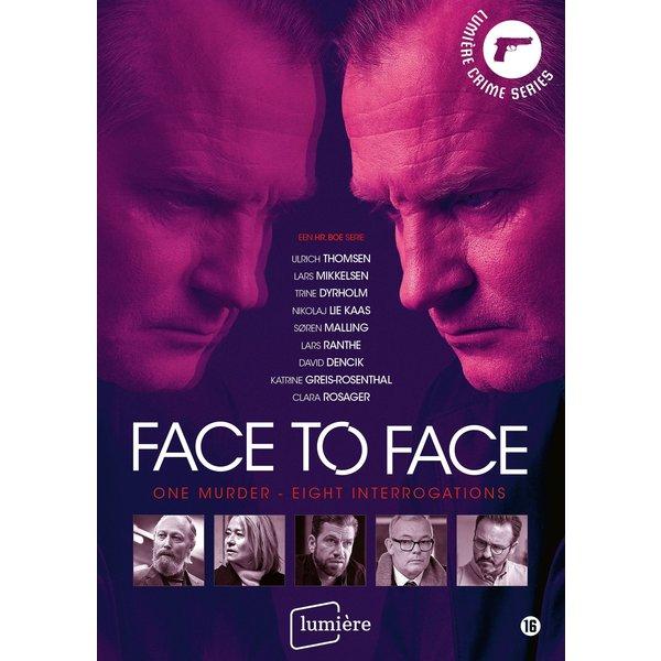 FACE TO FACE | DVD (TE RESERVEREN)