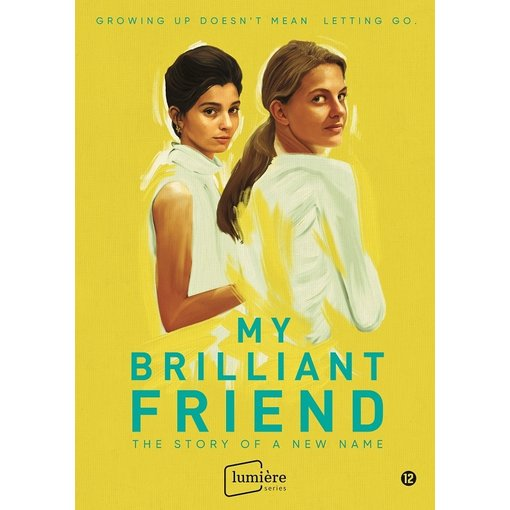 Lumière Series MY BRILLIANT FRIEND Seizoen 2 | DVD