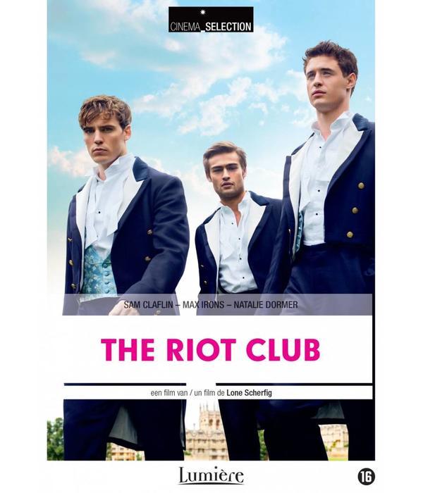 Lumière Cinema Selection THE RIOT CLUB | DVD