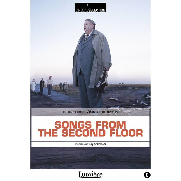 SONGS FROM THE SECOND FLOOR | DVD