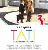 Lumière JACQUES TATI - de complete collectie | DVD