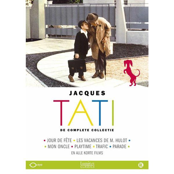 JACQUES TATI DE COMPLETE COLLECTIE | DVD