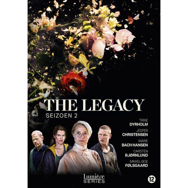 THE LEGACY SEIZOEN 2   DVD