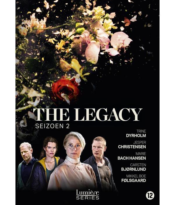Lumière Series THE LEGACY SEIZOEN 2   DVD