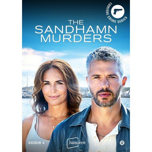 Lumière Crime Series SANDHAMN MURDERS SEIZOEN 4   DVD