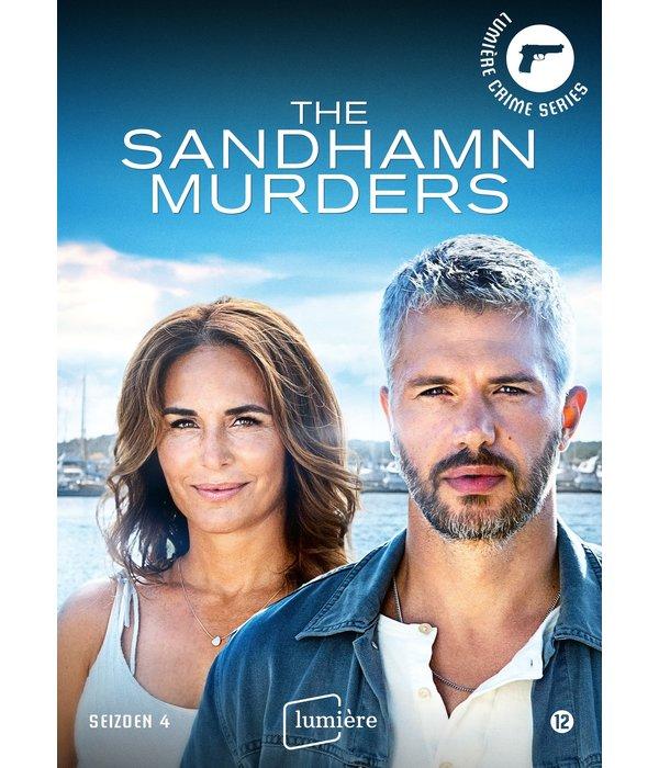 Lumière Crime Series SANDHAMN MURDERS SEIZOEN 4 | DVD