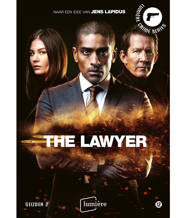 Lumière Crime Series THE LAWYER SEIZOEN 2   DVD