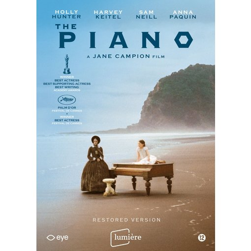 Lumière Classics THE PIANO GERESTAUREERD | DVD