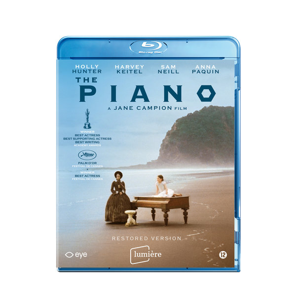 THE PIANO (Digitally Remastered) | BLU-RAY