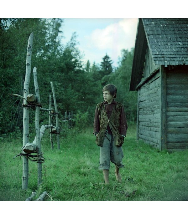 Lumière Classics THE MIRROR (DE SPIEGEL) GERESTAUREERD   Tarkovsky DVD