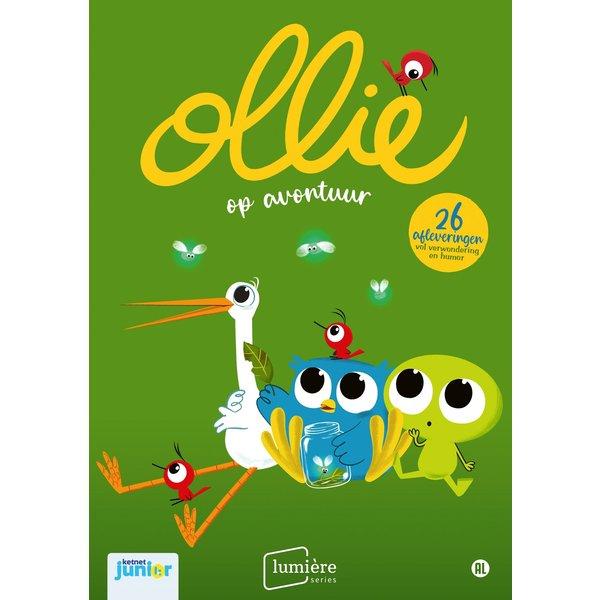 OLLIE OP AVONTUUR | DVD