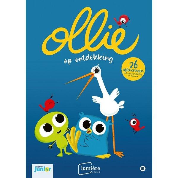 OLLIE OP ONTDEKKING | DVD