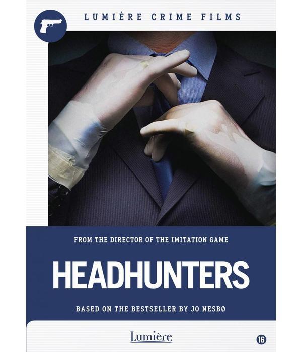 Lumière Crime Films HEADHUNTERS   DVD
