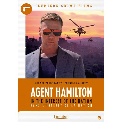 Lumière Crime Films AGENT HAMILTON - IN THE INTEREST OF THE NATION