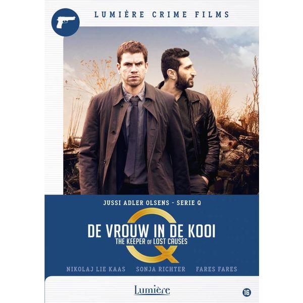 DE VROUW IN DE KOOI | DVD