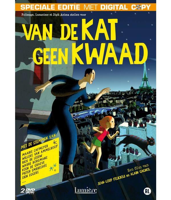 Lumière VAN DE KAT GEEN KWAAD | DVD