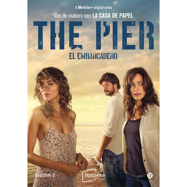 THE PIER SEIZOEN 2 | DVD