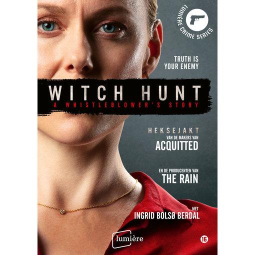 Lumière Crime Series WITCH HUNT | DVD