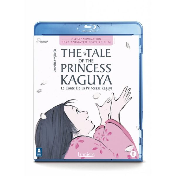 THE TALE OF PRINCESS KAGUYA (Blu-ray)