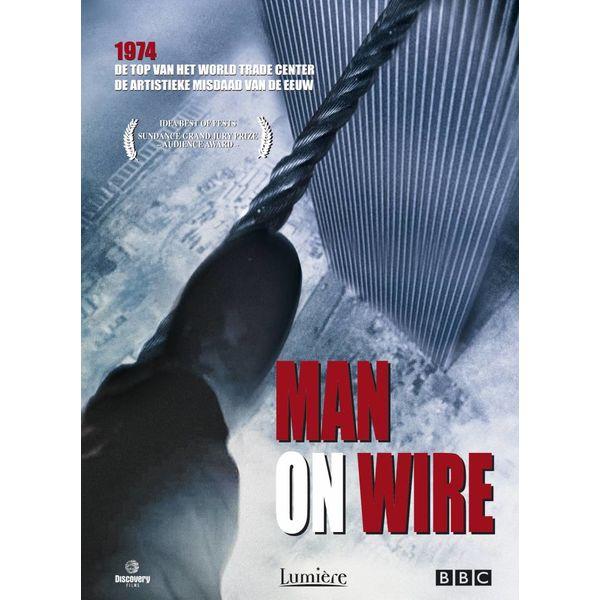 MAN ON WIRE | DVD