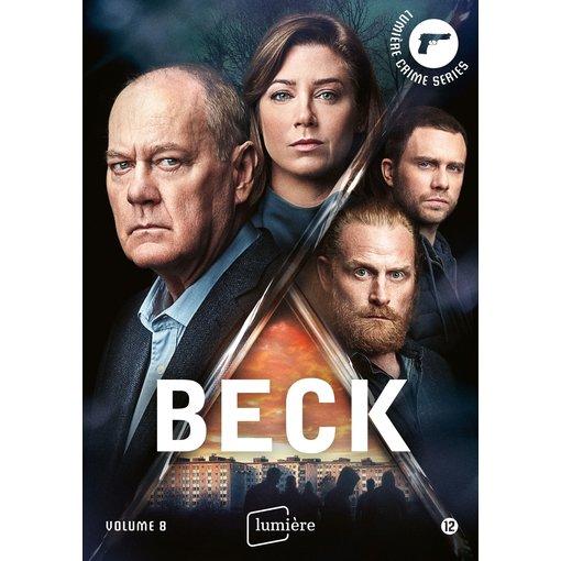 Lumière Crime Series BECK  Volume 8   DVD